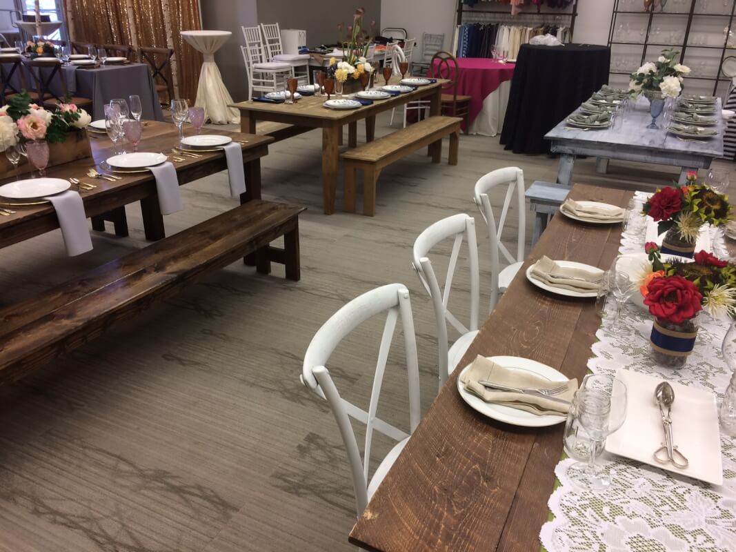3 resons to plan your party with Colorado Party Rentals