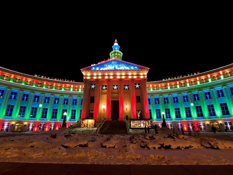 Denver over the Holidays