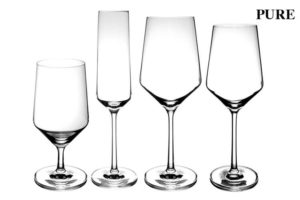 Renting glasses for your wedding