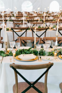 Rent wedding table linens