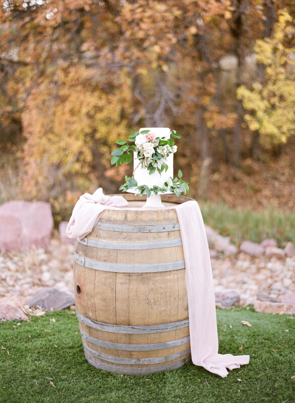 Barn themed wedding rentals