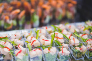 finger food for weddings