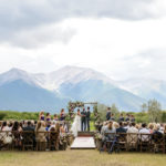Wedding in Colorado Park