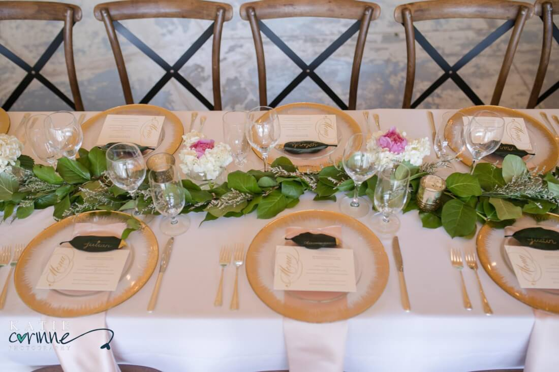 Table runner ideas