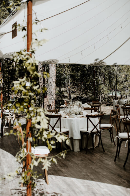 all about wedding and party rentals Colorado