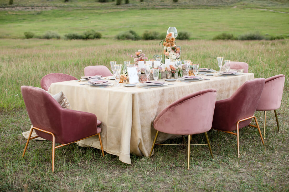 Seating Options for Weddings